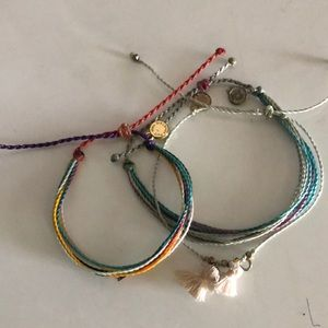 Pura Vida bracelet bundle